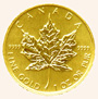 Maple Leaf 1 oz (2014)