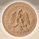 Gold Mexiko 2,5 Pesos