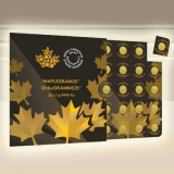 Maple Leaf 25 x 1 gr