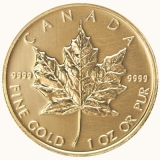 Maple Leaf 1 oz (2018)